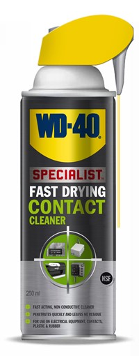 WD-40 SPECIALIST Contact Cleaner spray 250ml