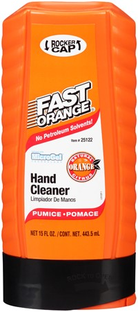 PERMATEX FAST ORANGE Emulsja do mycia rąk 444 ml 62-001